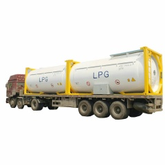 ASME Standard LPG ISO Tanque Contenedor 20FT 24000L